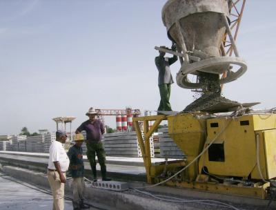 """Nuestro """"grano de prefabricado"""" por el 26"""