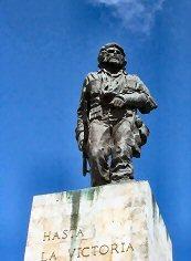 Che: leyenda en Santa  Clara