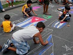 Celebran en Villa Clara cumpleaños de Fidel